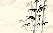 中国风简笔国画风格10张清晰大图2