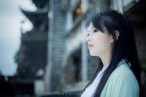 清纯美女古装写真10P
